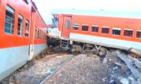 At Least 42 Injured in Rail Accident in Northern India