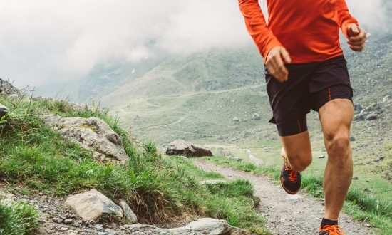 Running for the Body and Mind