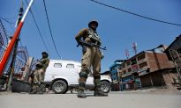 Three Indian Police Killed in Kashmir's Biggest Terrorist Attack in a Year