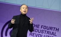 SoftBank's Massive $100 Billion Vision Fund Throws Its Weight Around