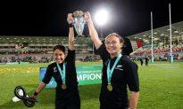 New Zealand Black Ferns Win in Belfast