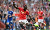 Manchester United Top the Early Season EPL Table With Third Consecutive Victory