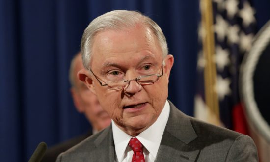 Sessions Hints That the DOJ Is Investigating Clinton-Russia Scandal