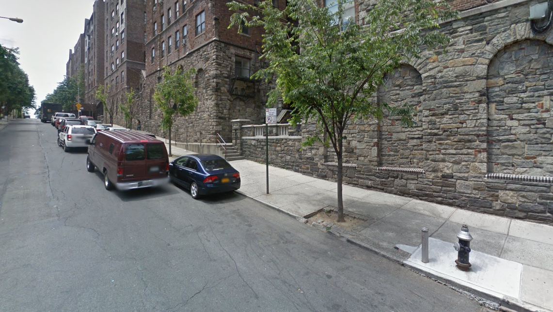 View of 1191 Anderson Ave. in the Bronx borough of New York City. (Google Maps)