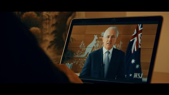 Australia's Prime Minister Malcom Turnbull. (Alexander Nilsen)