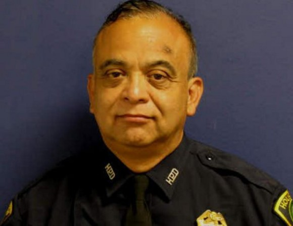 Police Sgt. Steve Perez (Houston Police Department)
