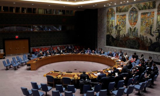 Russia, China Block UN From Saying North Korea Violated Sanctions