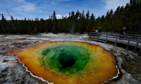 Yellowstone Park Volcano Approaching Record Levels of Seismic Activity