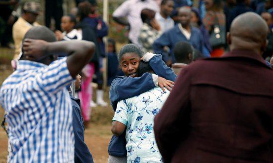 Seven Kenyan Schoolgirls Die in Dormitory Blaze: Government
