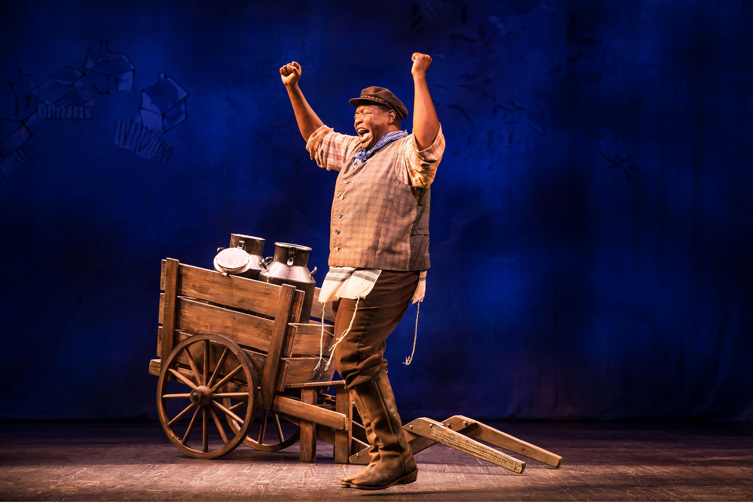 Theater Review: 'Prince of Broadway'