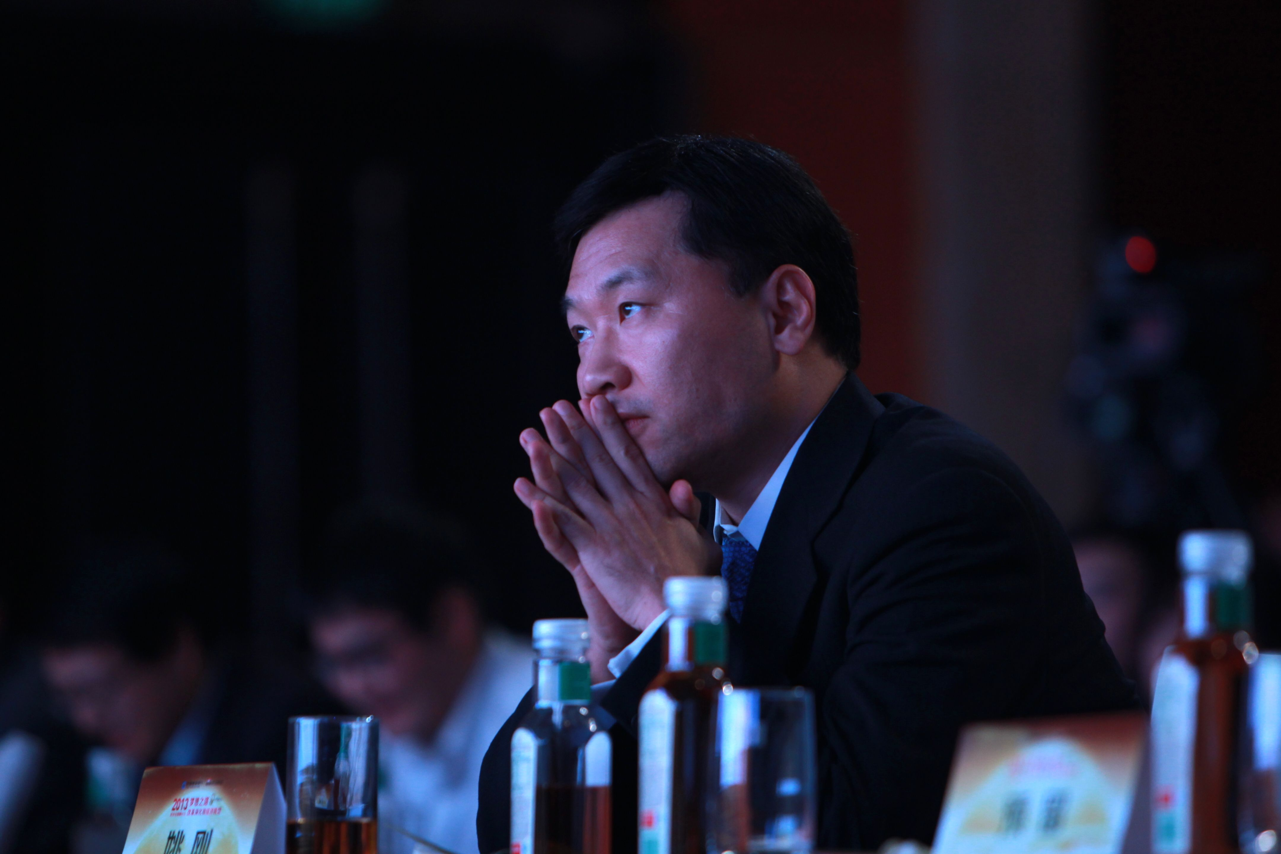 China's No.2 Stock Regulator Investigated For Corruption