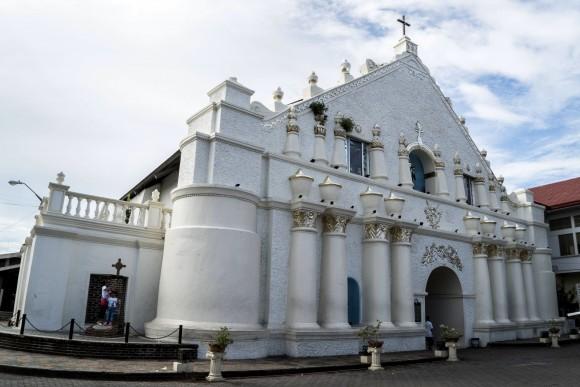 Laoag Cathedral. (Mohammad Reza Amerinia)