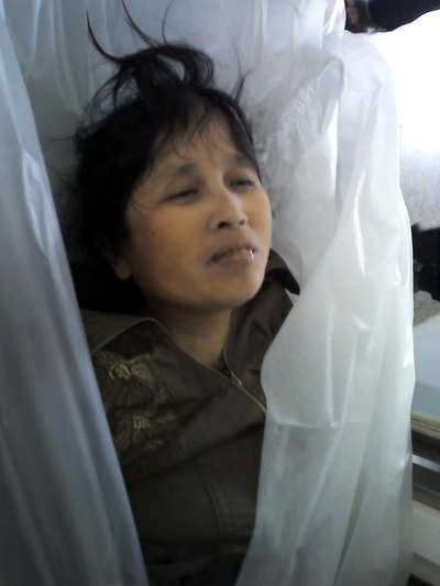 Xu Chensheng, 47, died a day after she was arrested (Minghui)