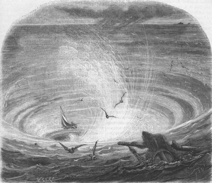 """From Jules Verne's essay """"Edgard Poë et ses oeuvres"""" (Edgar Poe and his Works,1862)"""
