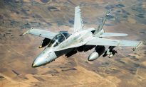 Convoy of 300 ISIS Fighters Stranded in Desert, With Coalition Jets Overhead