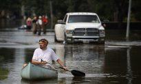 Police Scream at Illinois Men Seeking to Help Hurricane Harvey Victims