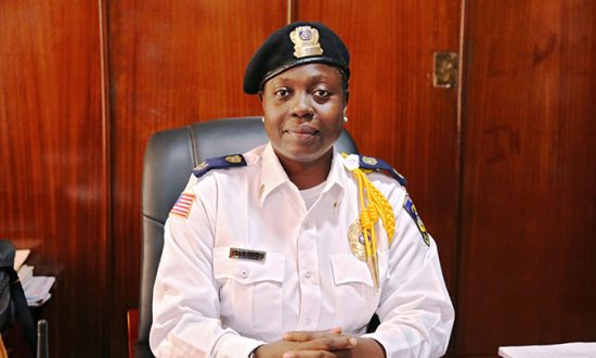 Increase in Female Police Officers in Africa Positively Impacts Peace Processes