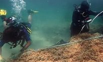 Ancient Roman City Discovered Under the Sea Near Tunisia