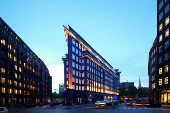 Hamburg's famous Chilehaus. (Hamburg Marketing)
