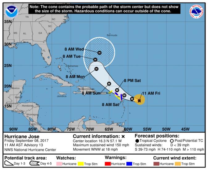(NOAA/NHC)