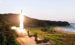 US, Japan, South Korea to Hold Missile Tracking Drill Amid North Korea Crisis