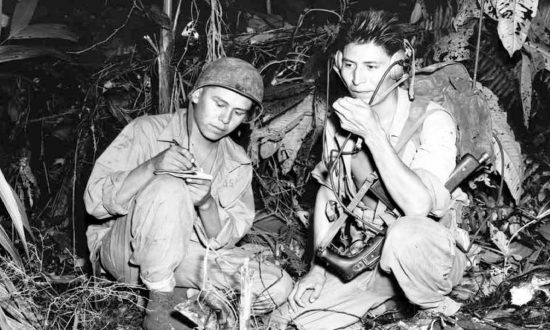 75th Anniversary of Code Talkers Celebrated
