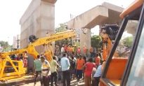 One Killed, Several Injured in Bridge Collapse in Eastern India