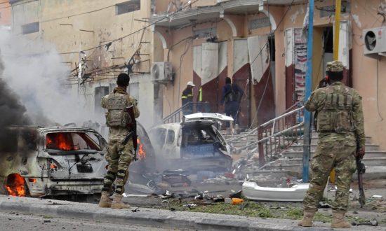 Suicide Bomber Kills Six People in Central Somalia: Police