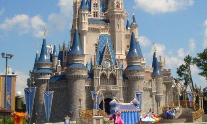 Disney World near Orlando, Florida. (Childzy at en.wikipedia)