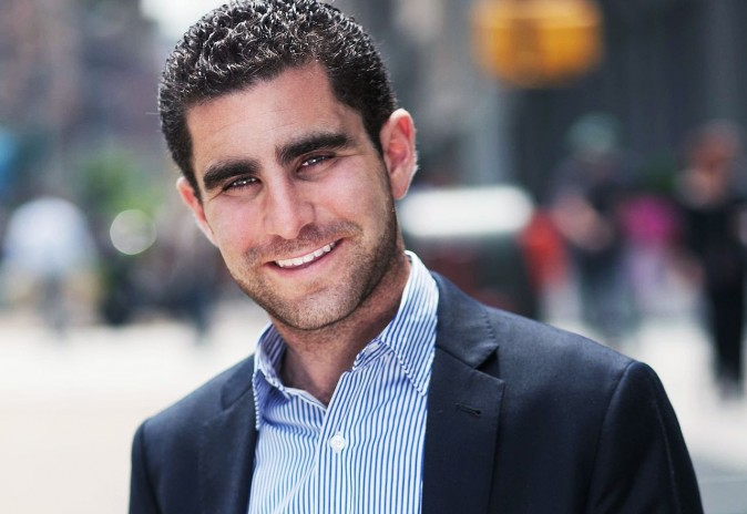 Charlie Shrem in 2013. (Creative Commons/Wikimedia)