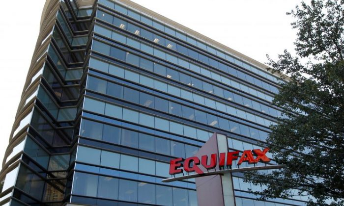 Credit reporting company Equifax  Inc. corporate offices are pictured in Atlanta, Georgia, September 8, 2017.   (Reuters/Tami Chappell)