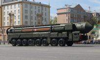 Russia Fires Yars ICBM to Target 3,700 Miles Away