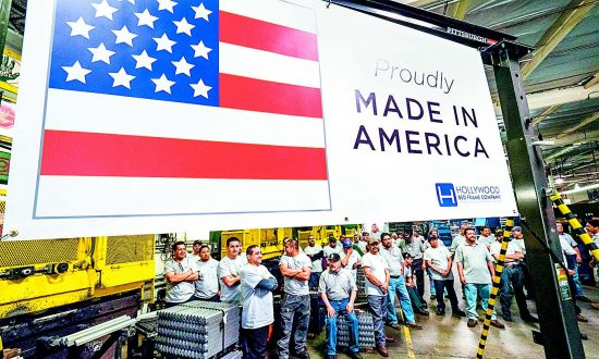 Anticipated Tax Cuts Inject Optimism Into Manufacturing Sector