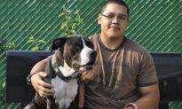 Incarcerated Youth Saves Abandoned Dog—Twice