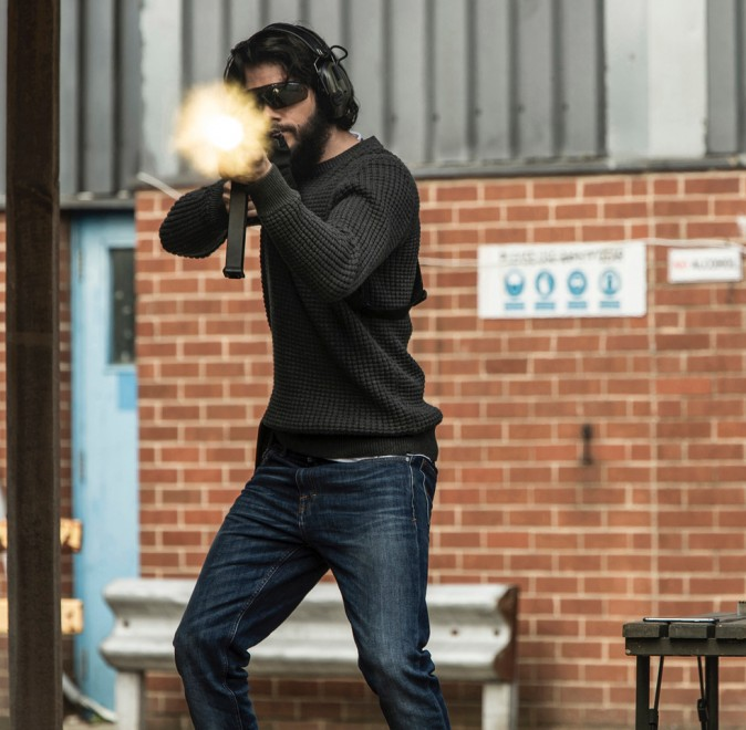 Mitch Rapp (Dylan O'Brien) in