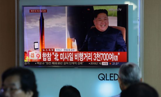 In Face of US Military Buildup, North Korea Claims Ideology Gives it Fighting Edge