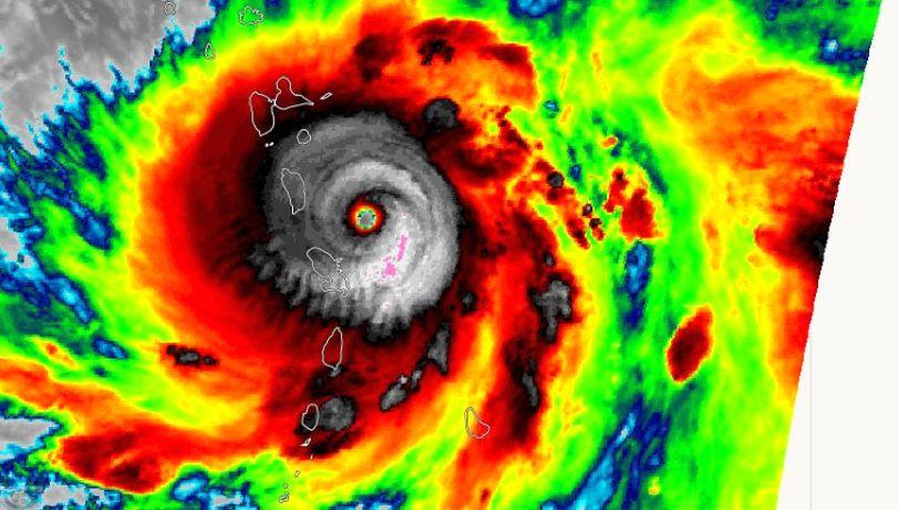 Hurricane Maria (NOAA / NHC)