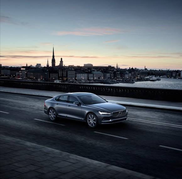 Volvo S90 Osmium Grey (Volvo Group)