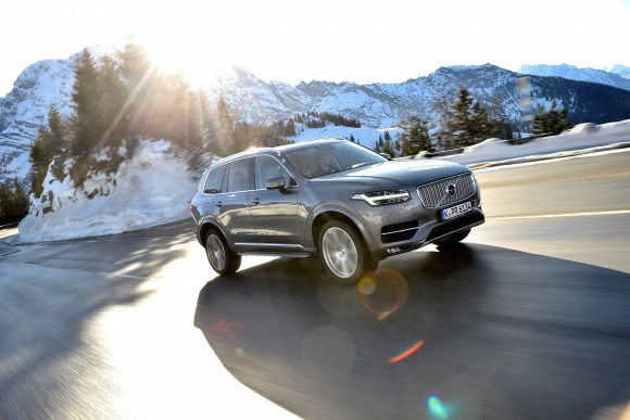 2017 Volvo XC90 T5 Inscription AWD (Volvo Group)