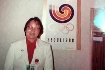 Xue Yinxian in 1988. (File photo)