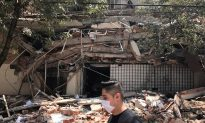 Strong 7.1 Quake Hits Mexico, People Trapped in Collapsed Buildings