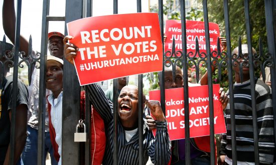 Kenya Supreme Court Criticizes Election Board in Verdict on Polls
