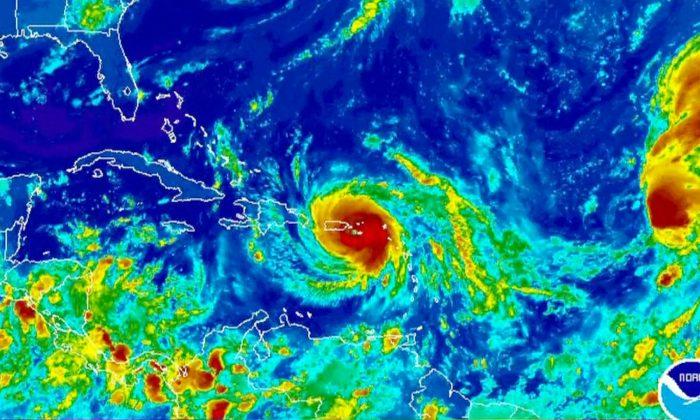 Hurricane Maria (NOAA)
