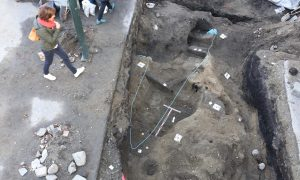 Archeologists May Have Found a Viking Boat Used as a Coffin