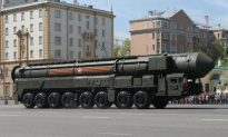 Russia Tests 2nd ICBM in 10 Days