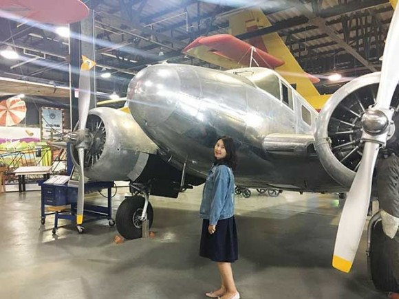 The Canadian Bushplane Heritage Center. (The Epoch Times)
