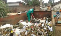 Cameroon Cleanup Lets Flood-Hit Residents Sleep With 'Both Eyes Closed'