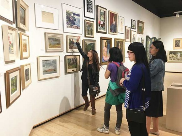 Art Gallery of Algoma. (The Epoch Times)