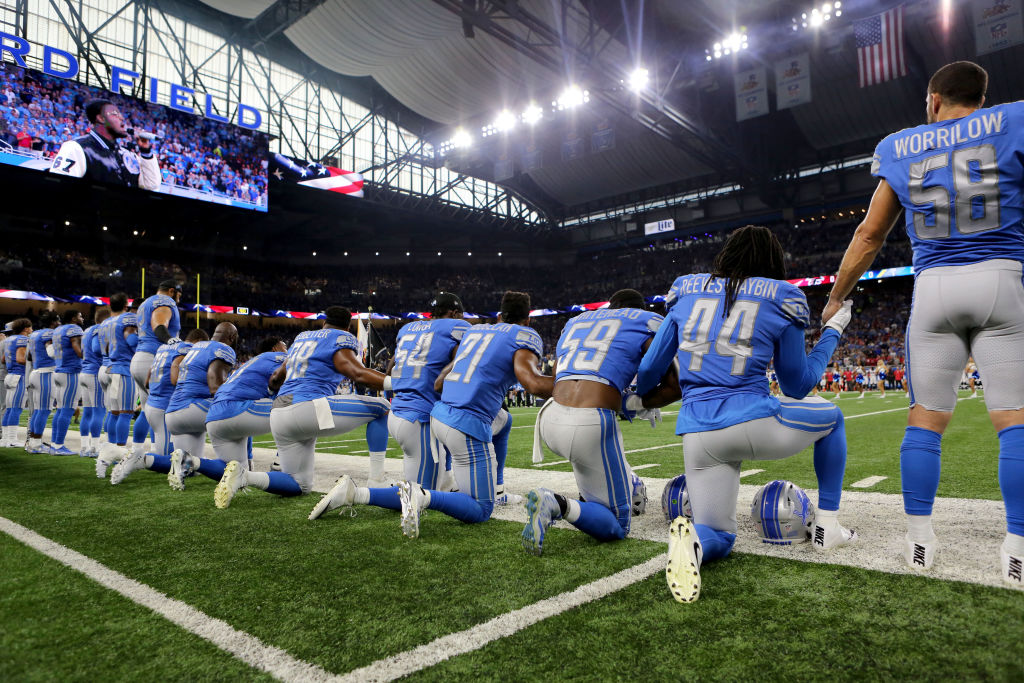 NFL won't punish Titans for skipping national anthem