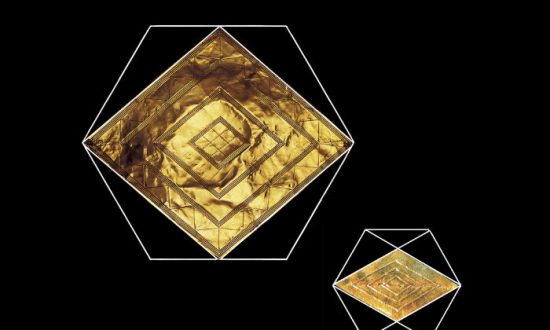 Are there hidden depths to the golden lozenge of Stonehenge?